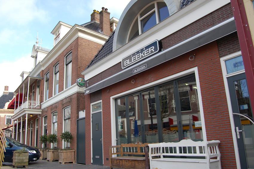 Café Bleeker Heerenveen, Sipma Architecten