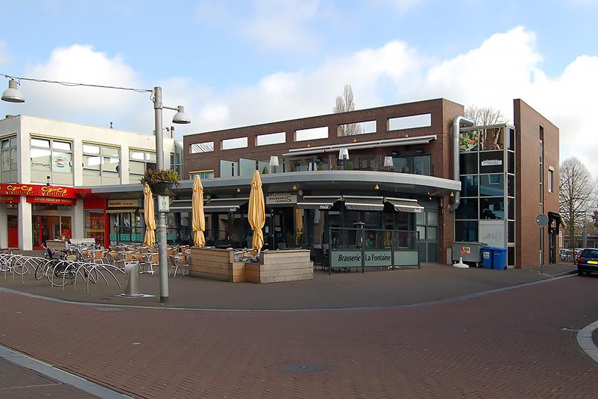 Brasserie La Fontaine, Heerenveen, Sipma Architecten