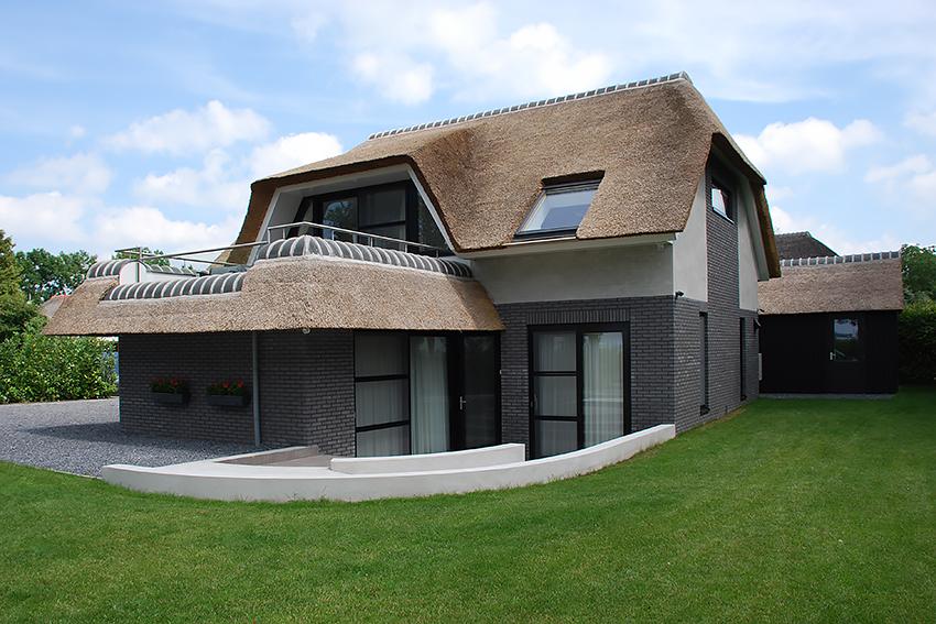 Vakantiewoning Goingarijp, Sipma Architecten