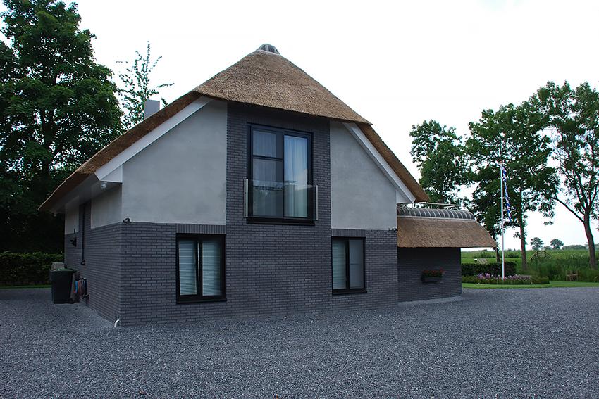 akantiewoning Goingarijp, Sipma Architecten