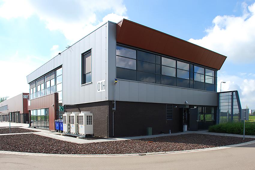 Aardgasbuffer Zuidwending, Sipma Architecten