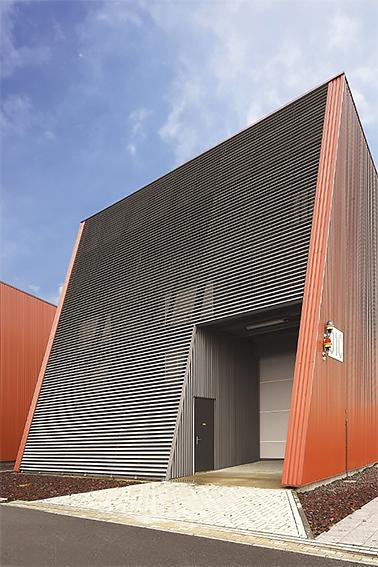 verticaal Aardgasbuffer Zuidwending, Sipma Architecten