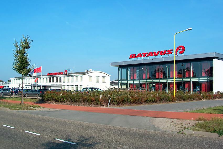 Batavus Heerenveen, Sipma Architecten