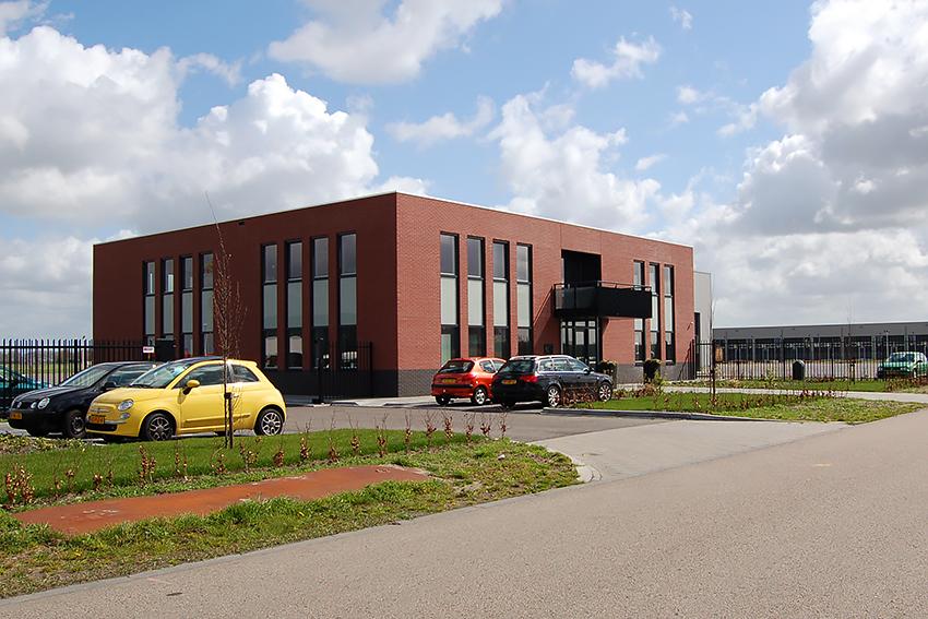 HG Transport Heerenveen, Sipma Architecten