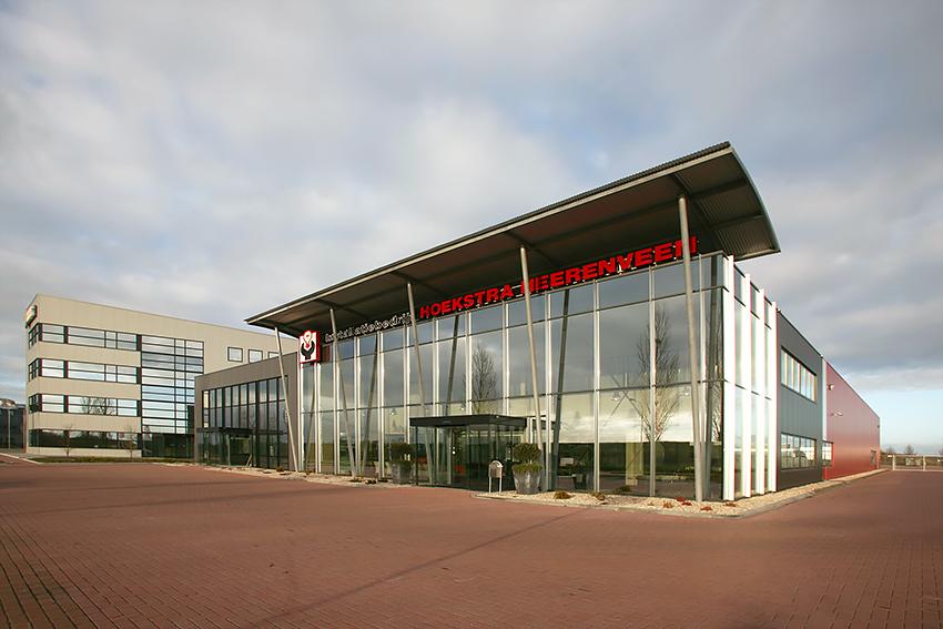 Hoekstra Installaties Heerenveen, Sipma Architecten