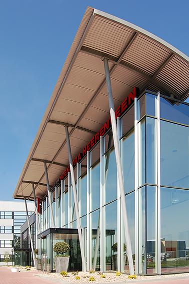 verticaal Hoekstra Installaties Heerenveen, Sipma Architecten