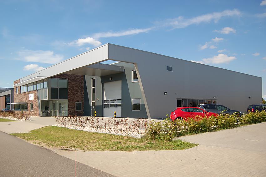 Jadacare Zwolle, Sipma Architecten