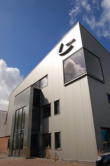 verticaal Lascon Heerenveen, Sipma Architecten