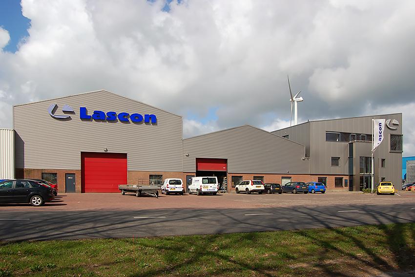 Lascon Heerenveen, Sipma Architecten