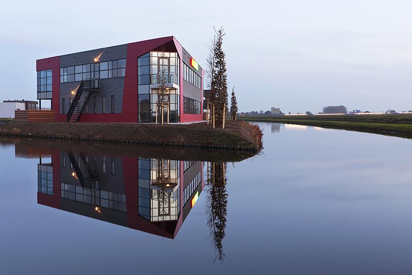Arbo Anders Joure, Sipma Architecten