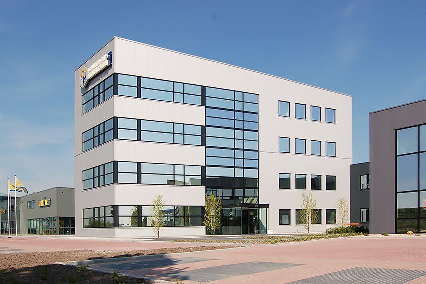Bouwgroep Heerenveen, Sipma Architecten