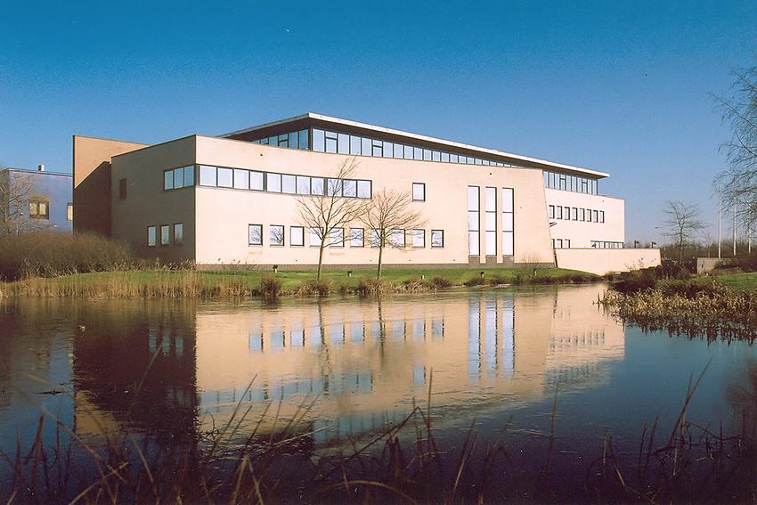Friesland College Heerenveen, Sipma Architecten