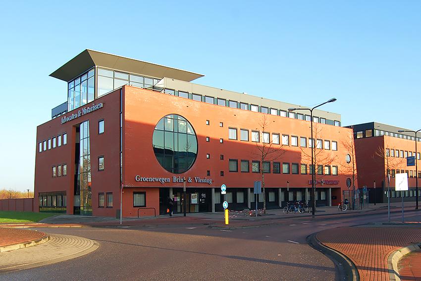 K.R.Poststraat Heerenveen, Sipma Architecten
