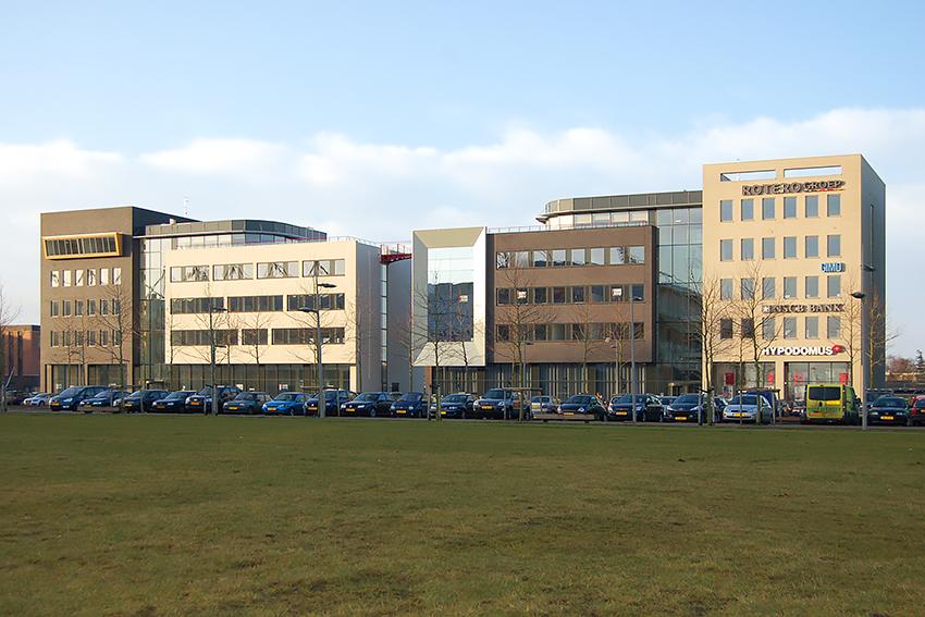 KP1 en KP2 Heerenveen, Sipma Architecten