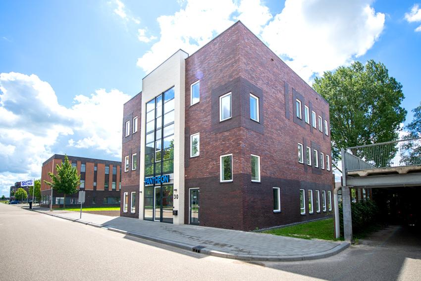 Pantheon Heerenveen, Sipma Architecten