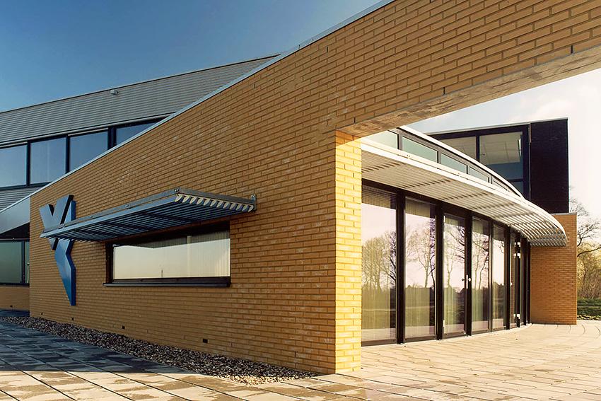 Van der Veen en Kromhout Joure, Sipma Architecten