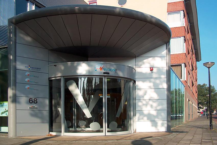 Woonbedrijf Patrimonium Heerenveen, Sipma Architecten