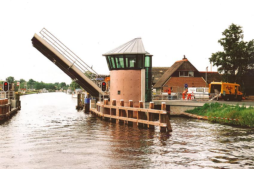 Brugwachtershuis Giethoorn, Sipma Architecten