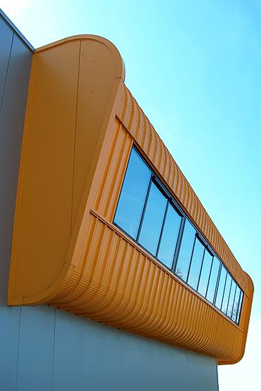 verticaal Smart Rigging Joure, Sipma Architecten