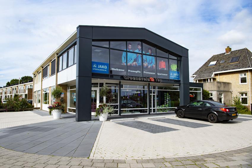 Groeneveld en Top Heerenveen, Sipma Architecten