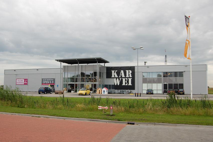 Karwei Lemmer, Sipma Architecten