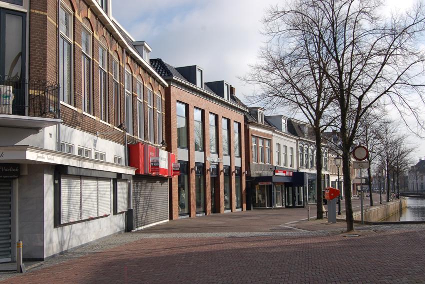 Van der Kam damesmode Heerenveen, Sipma Architecten