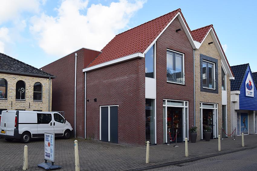 Winkelpanden Heerenveen, Sipma Architecten