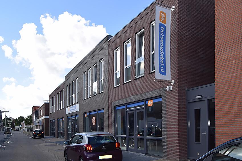 Winkels & Appartementen, Sipma Architecten