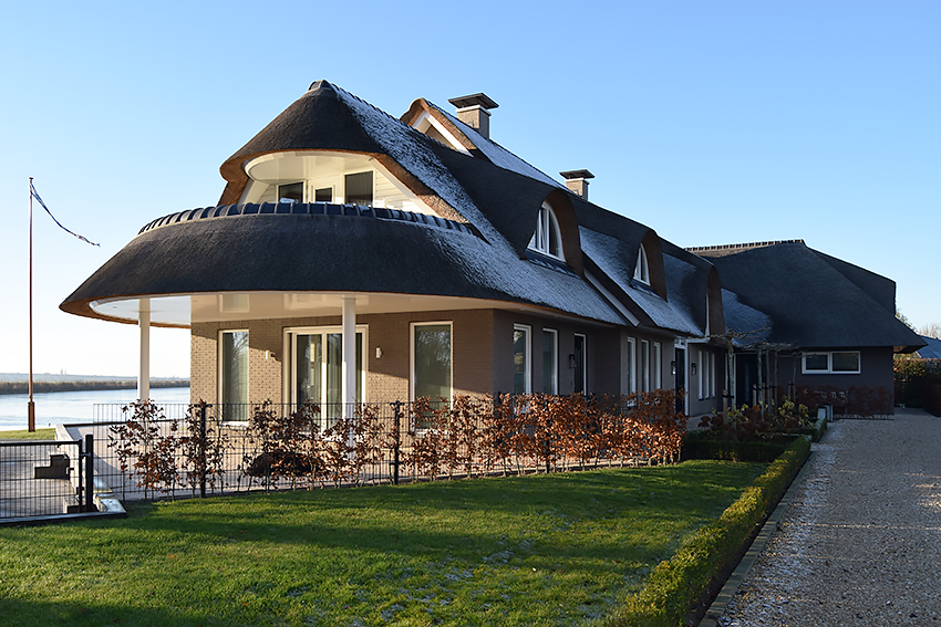 Woning Van Der Werf, Broek, Sipma Architecten