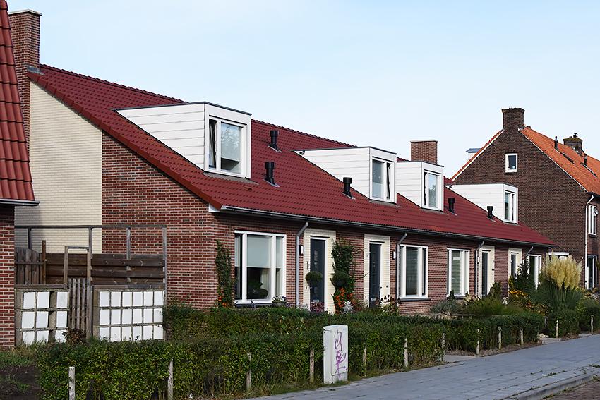 De Bloemenbuurt, Heerenveen, Sipma Architecten