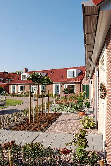 verticaal De Bloemenbuurt, Heerenveen, Sipma Architecten