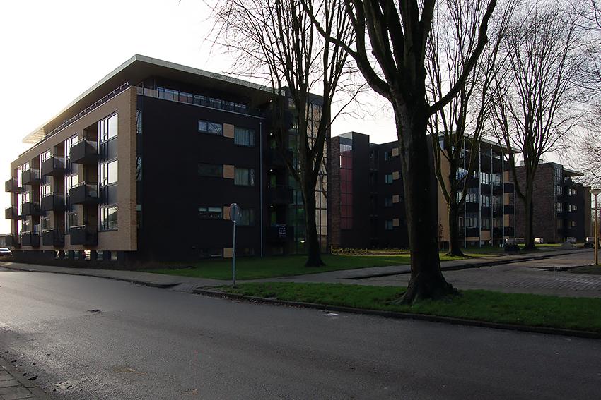De Akkers, Heerenveen, Sipma Architecten