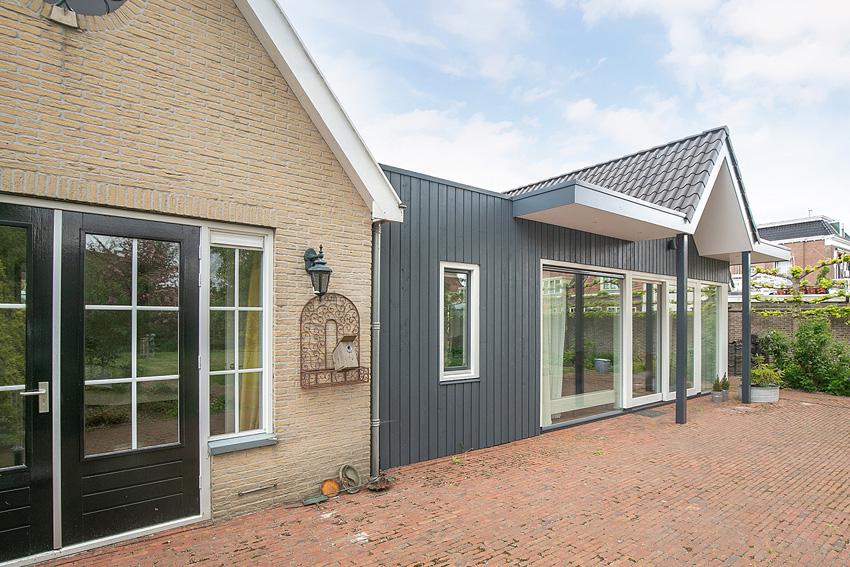 Woonhuis Breedpad 27 Heerenveen Sipma Architecten