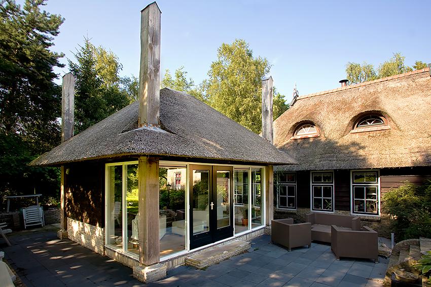 Woonhuis Scheweer Bontebok, Sipma Architecten