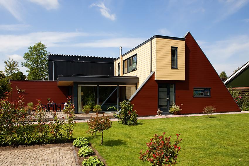 Woonhuis Schukken Oudehaske, Sipma Architecten