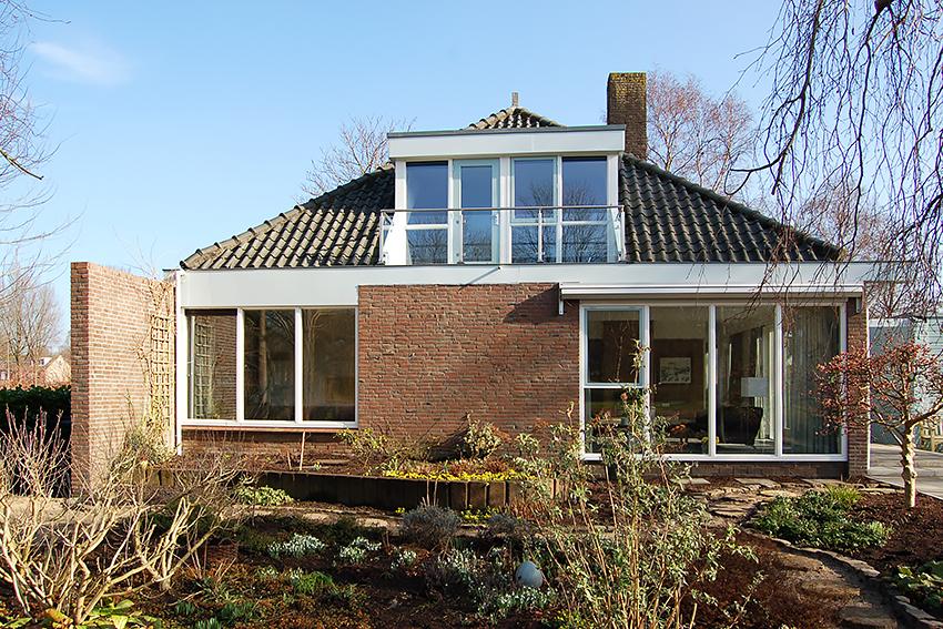 Woonhuis Van der Kooij Purmerend, Sipma Architecten