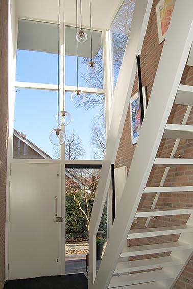 verticaal Woonhuis Van der Kooij Purmerend, Sipma Architecten