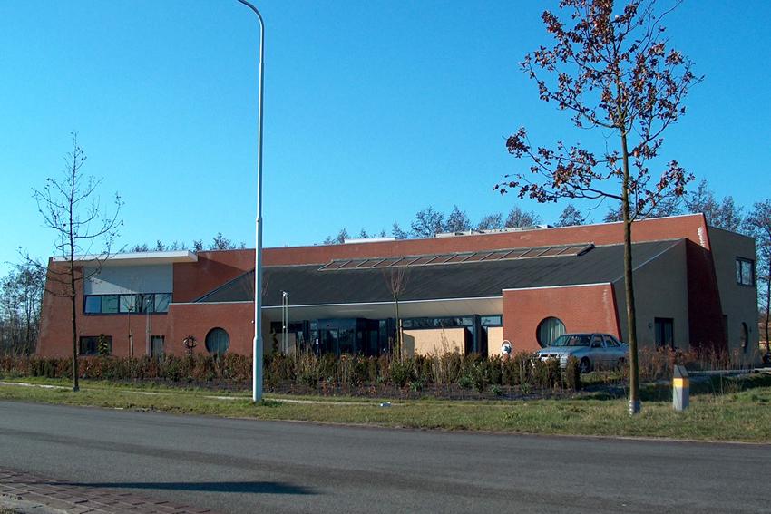 Afscheidshuis Oranjewoud, Sipma Architecten
