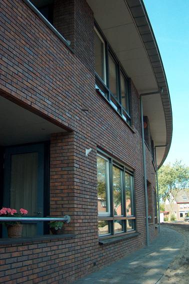 verticaal 20 appartamenten Nieuwehorne, Sipma Architecten