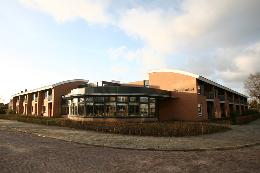 Frisohof Wolvega, Sipma Architecten