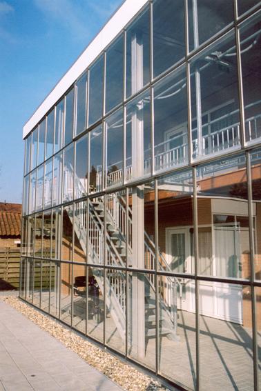 verticaal Frisohof Wolvega, Sipma Architecten