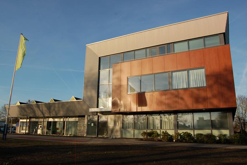 Gezondheidscentrum De Greiden Heerenveen, Sipma Architecten