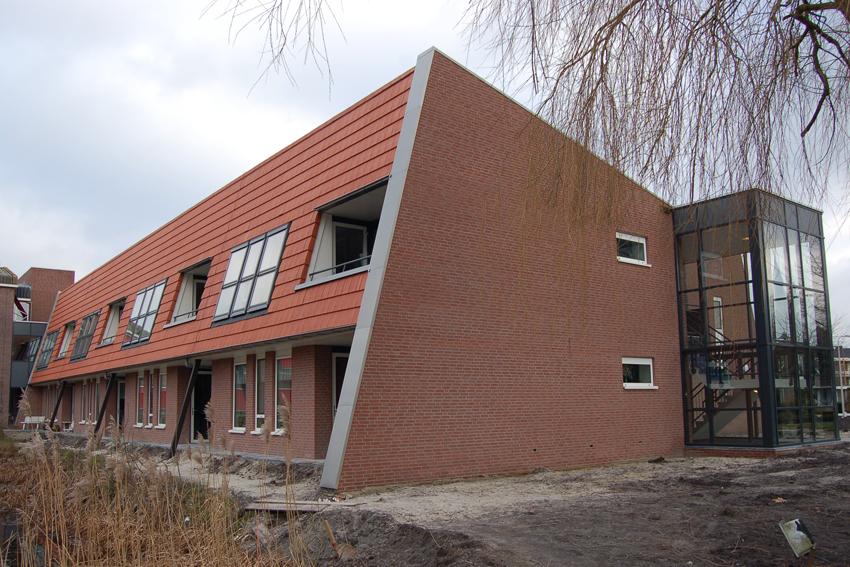 Lycklama Stins Wolvega, Sipma Architecten