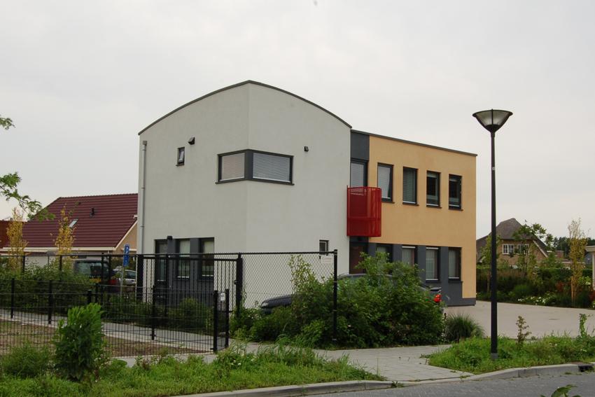 Tandartspraktijk Lelystad, Sipma Architecten